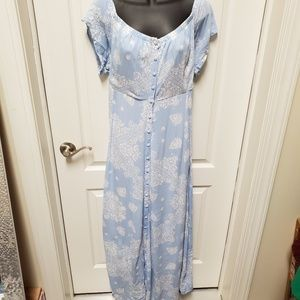 Torrid Maxi Dress Size 3XL
